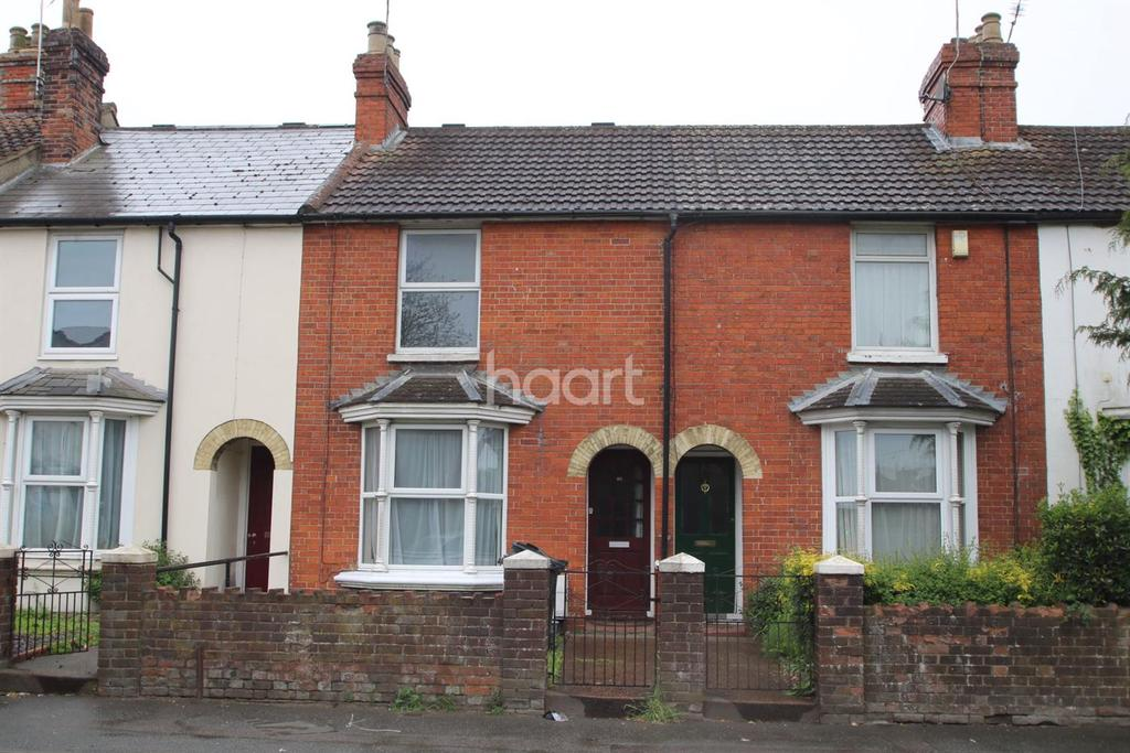 2 Bedrooms Terraced House for sale in Ashford