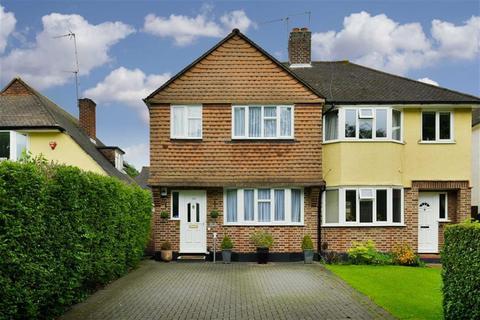 3 bedroom semi-detached house for sale - Worcester Park Road, Worcester Park, Surrey