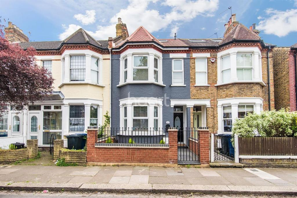 4 Bedrooms Terraced House for sale in Elthorne Avenue, Hanwell