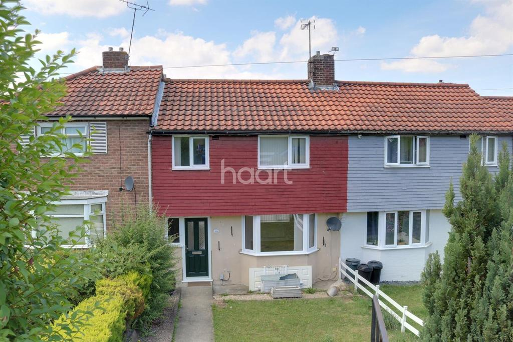 3 Bedrooms Terraced House for sale in St Williams Way, Rochester ME1
