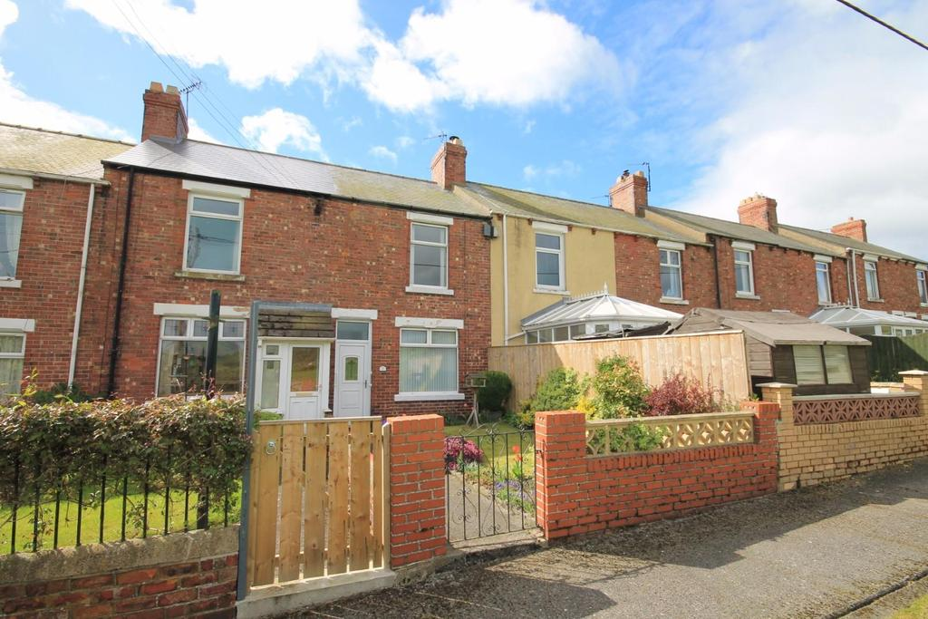 2 Bedrooms Terraced House for sale in Church Street, Helmington Row, Crook