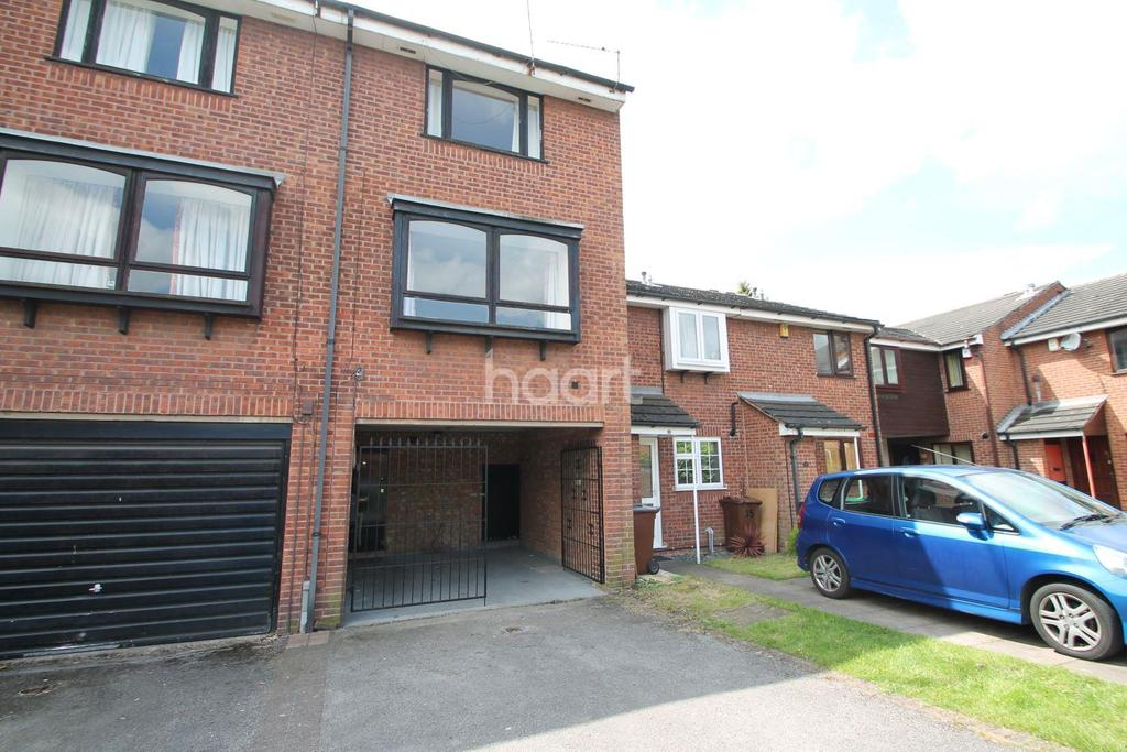 3 Bedrooms Terraced House for sale in Mickledon Close, The Meadows, Nottingham