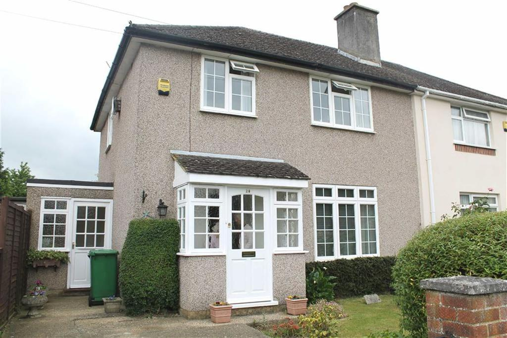3 Bedrooms Semi Detached House for sale in The Greenway, Cippenham, Berkshire