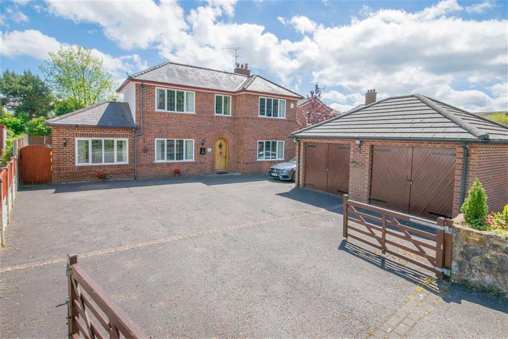 4 Bedrooms Detached House for sale in Main Road, Sychdyn, Mold
