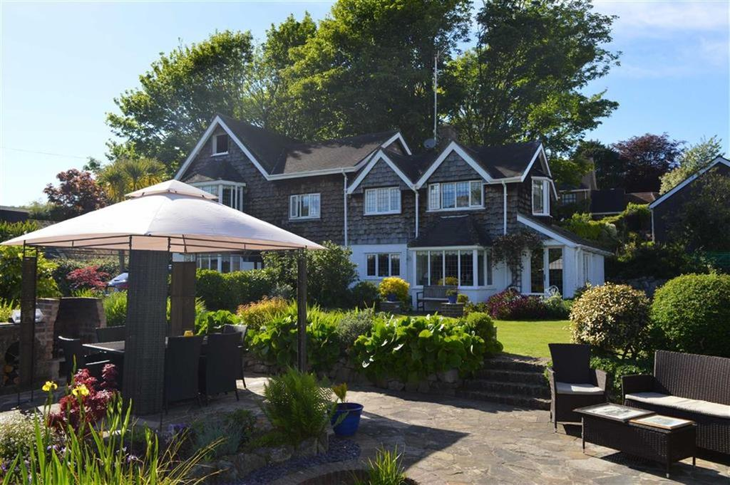 5 Bedrooms Detached House for sale in Brynfield Road, Langland, Swansea