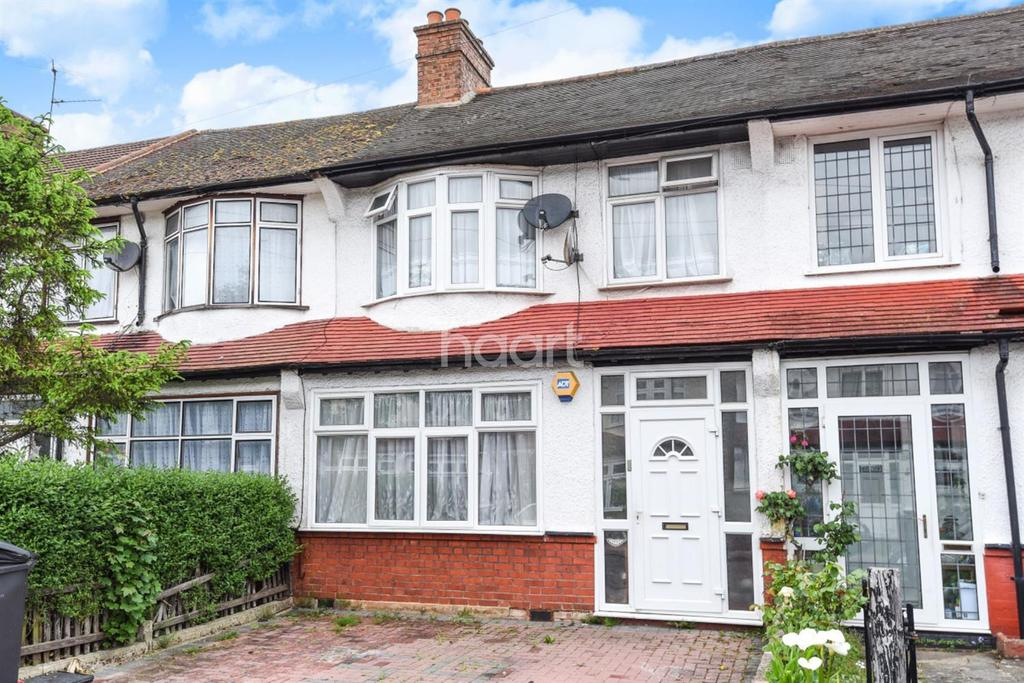 3 Bedrooms Terraced House for sale in Foxley Road, Thornton Heath, CR7