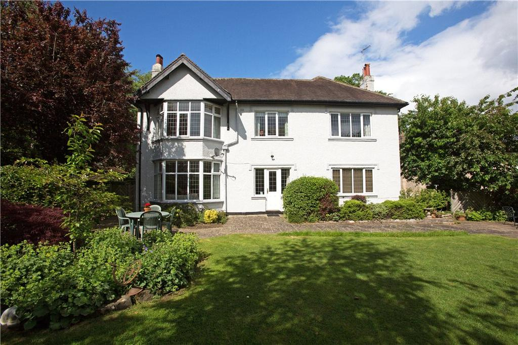 6 Bedrooms Detached House for sale in Wetherby Road, Harrogate, North Yorkshire, HG2