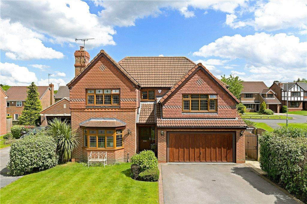 5 Bedrooms Detached House for sale in Wike Ridge Close, Leeds, West Yorkshire