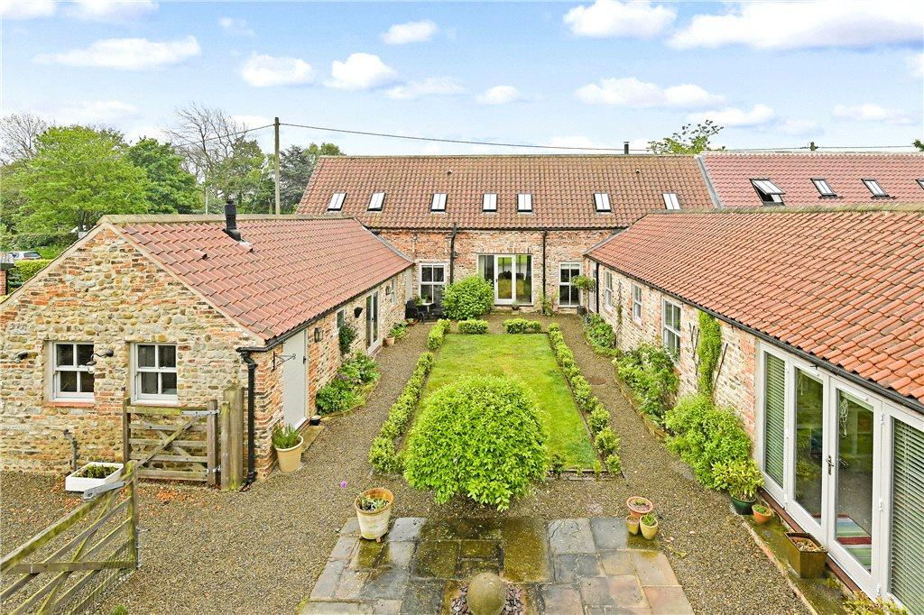 5 Bedrooms Equestrian Facility Character Property for sale in Kirklington, Bedale, North Yorkshire