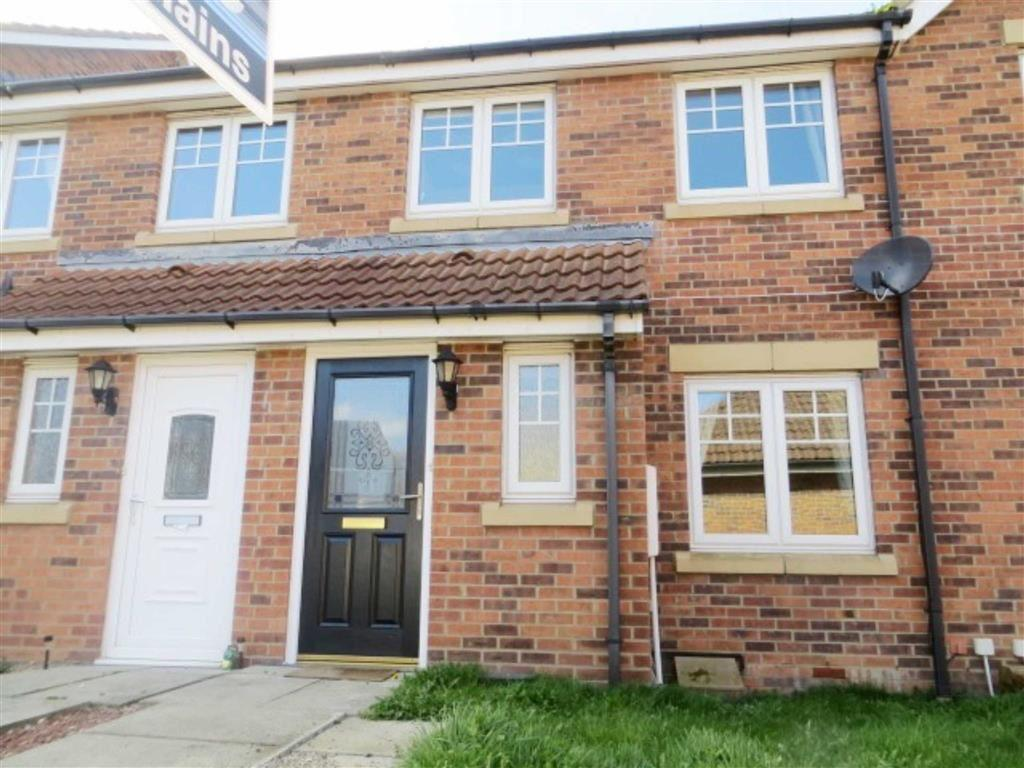 3 Bedrooms Town House for sale in Forest Gate, Newcastle Upon Tyne