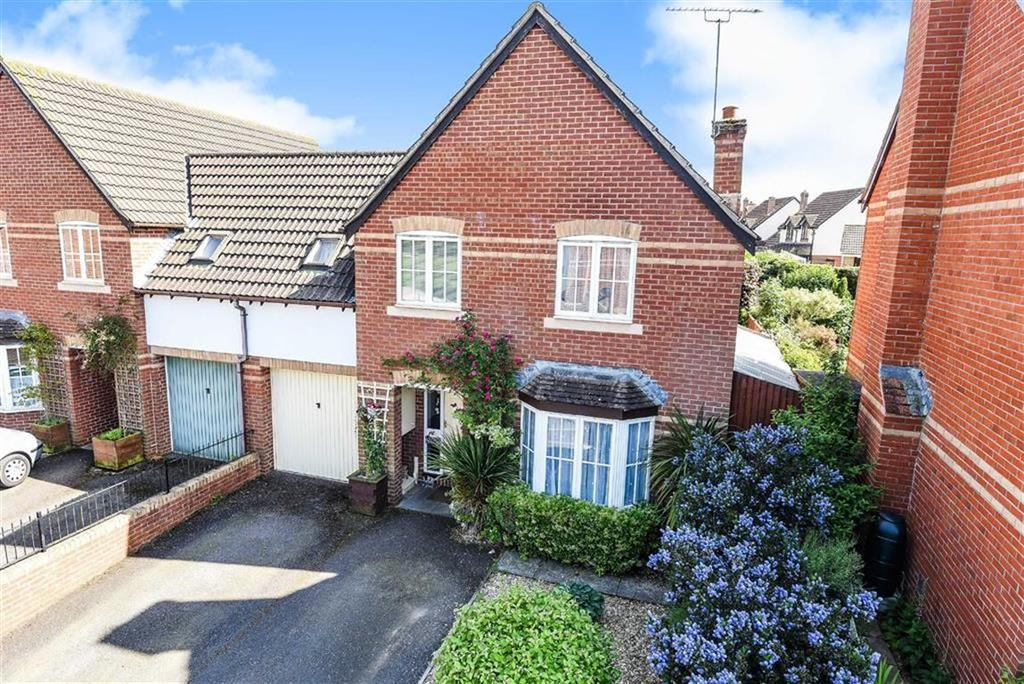 5 Bedrooms Detached House for sale in Saxon Close, Oake, Taunton, Somerset, TA4