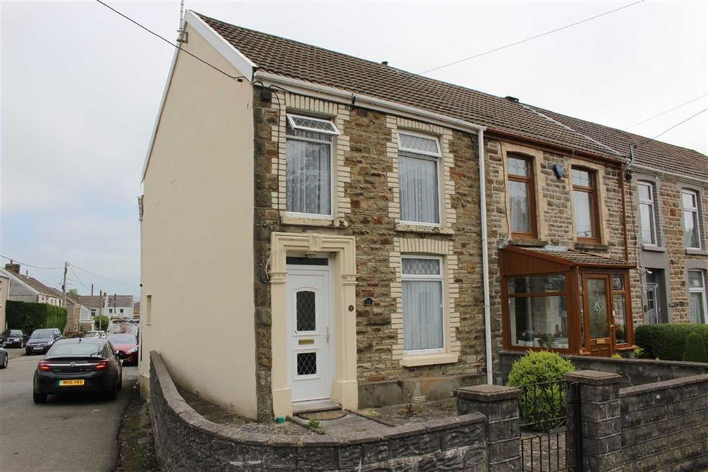 3 Bedrooms Semi Detached House for sale in Shaw Street, Gowerton
