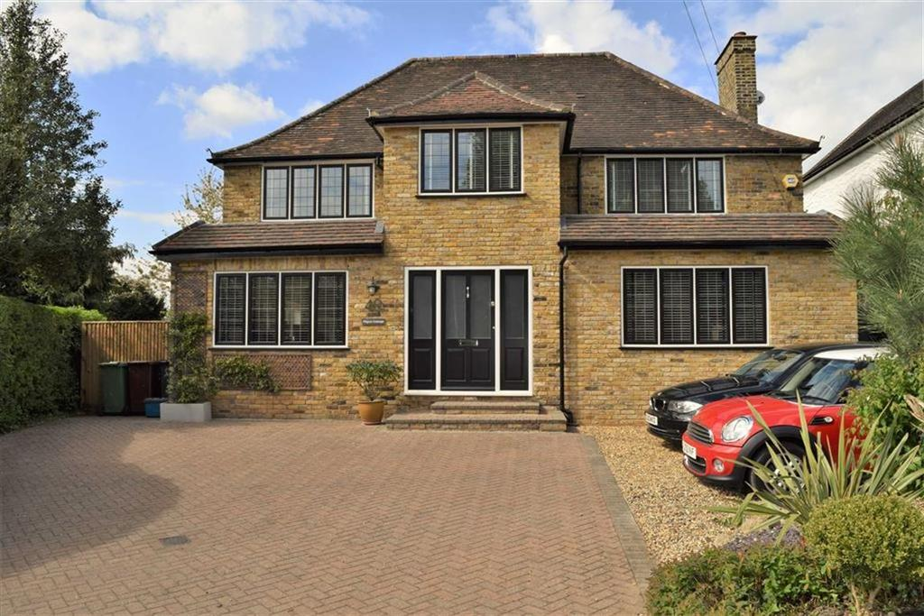 4 Bedrooms Detached House for sale in Oakridge Avenue, Radlett, Herts
