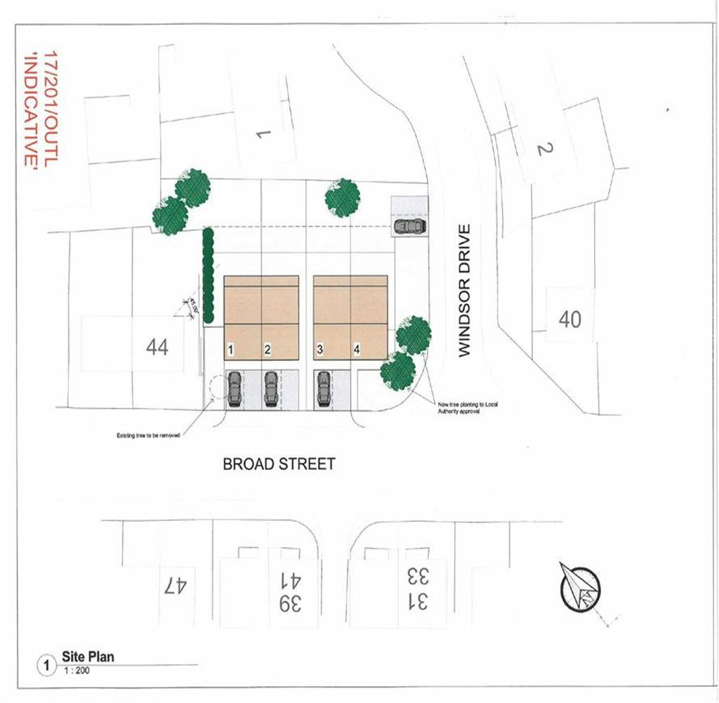 Land Commercial for sale in Broad Street, Kidderminster, Worcestershire