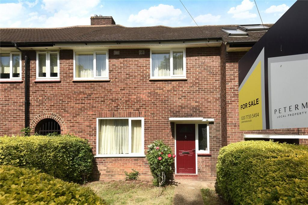 3 Bedrooms Terraced House for sale in Woodfarrs, London, SE5