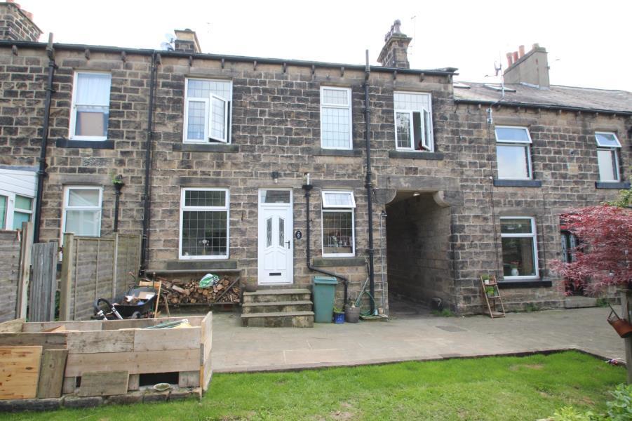 2 Bedrooms Terraced House for sale in DERBY ROAD, RAWDON, LS19 6JB