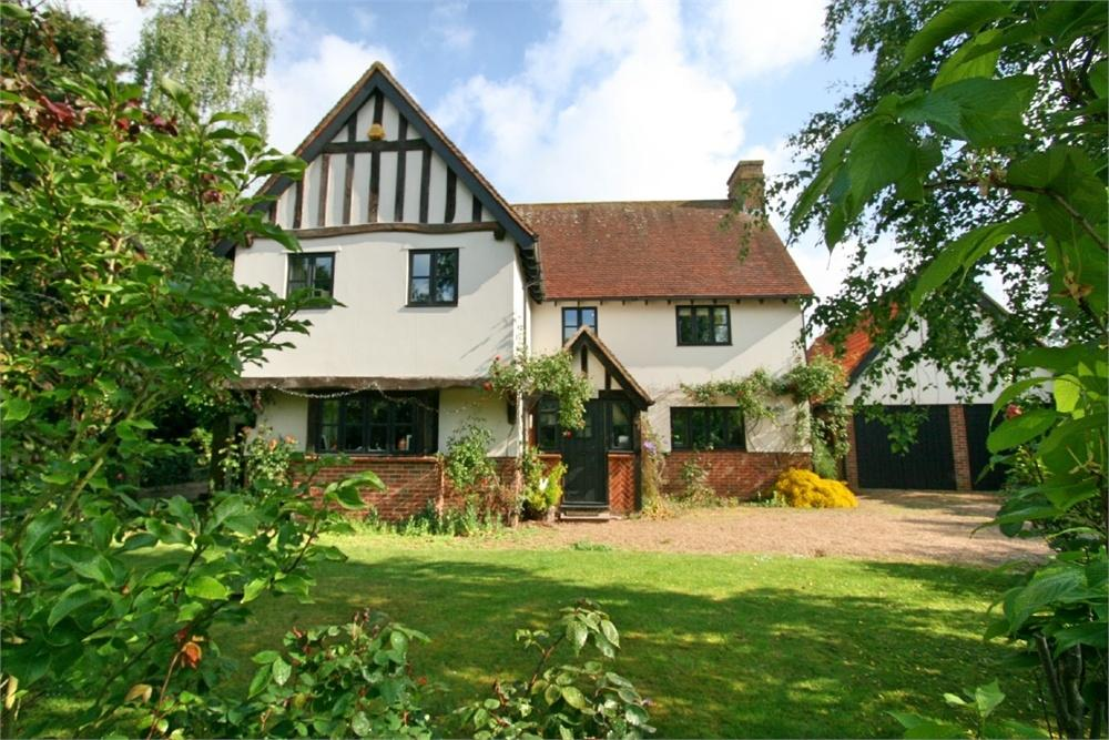 5 Bedrooms Detached House for sale in Hall Road, Tollesbury, Maldon, Essex