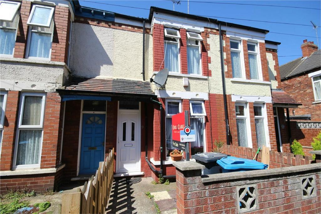 2 Bedrooms Terraced House for sale in Sidmouth Street, Hull, East Riding of Yorkshire