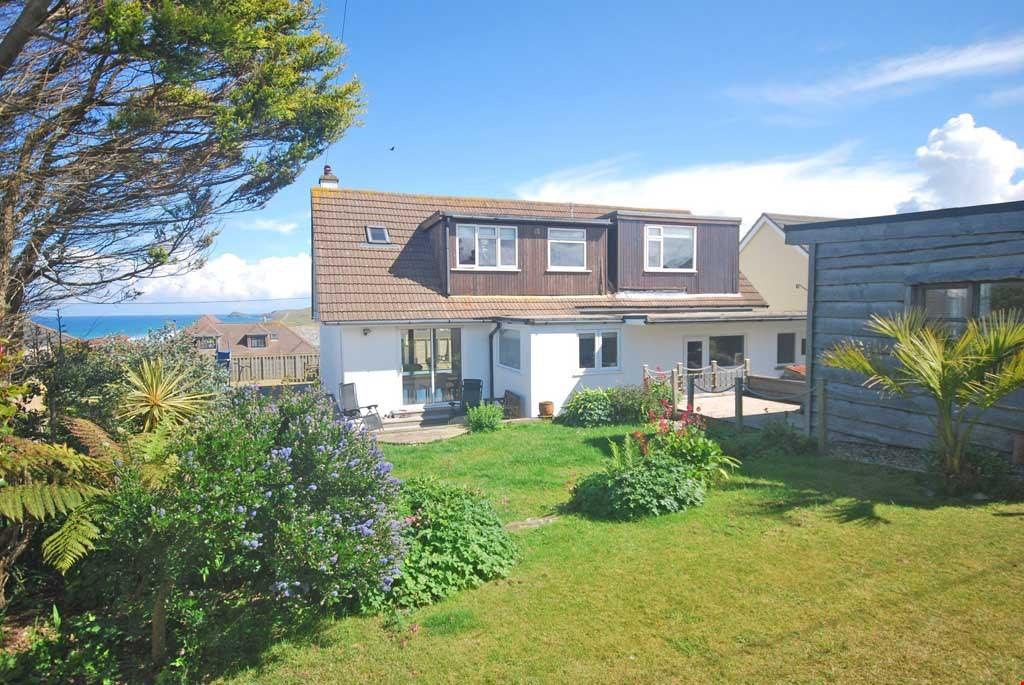 5 Bedrooms Detached House for sale in Perranporth, Nr. Truro, Cornwall, TR6