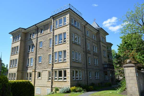 2 Bedrooms Flat for sale in Westbourne Grange, 67 Cleveden Road, Glasgow, G12 0JN