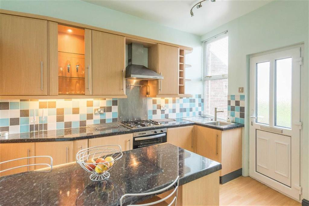 3 Bedrooms Terraced House for sale in Parsonage Crescent, Walkley, Sheffield, S6