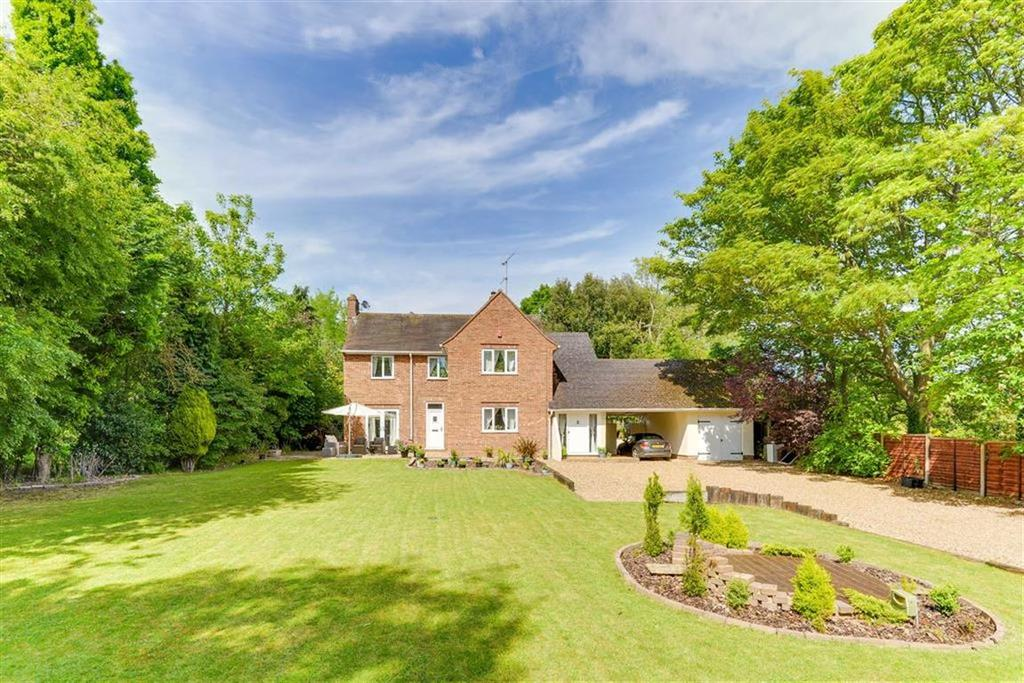 4 Bedrooms Detached House for sale in St Pauls Walden, SG4