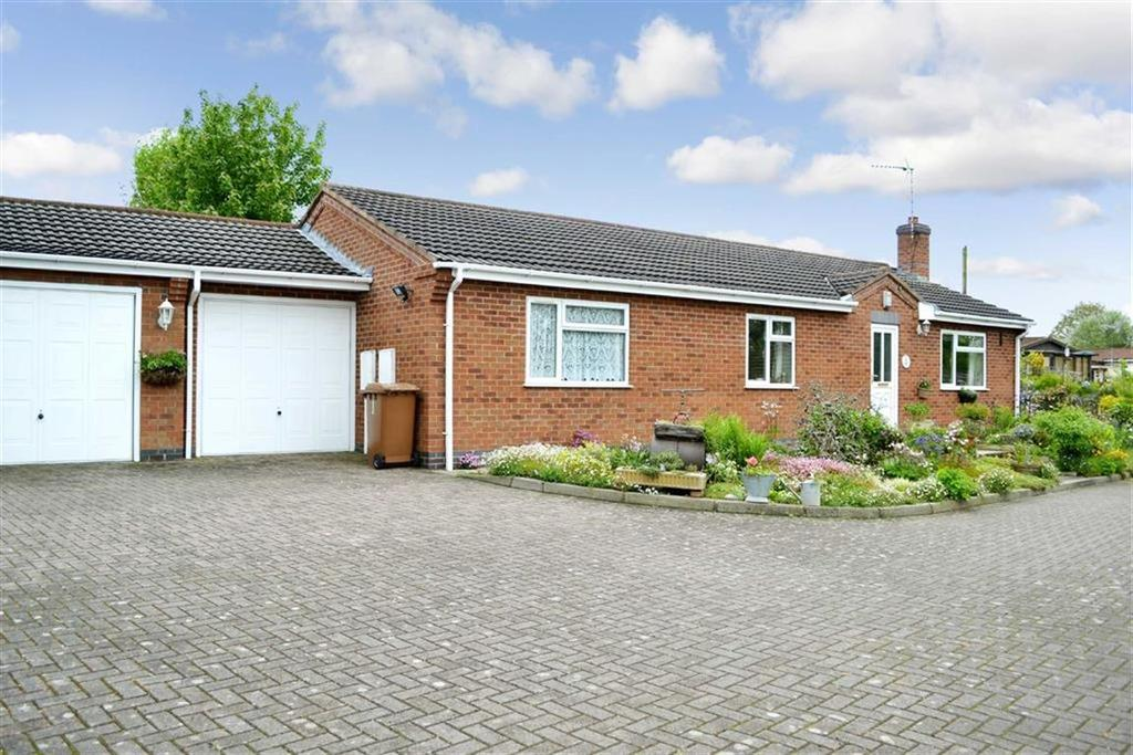 3 Bedrooms Detached Bungalow for sale in Barlestone