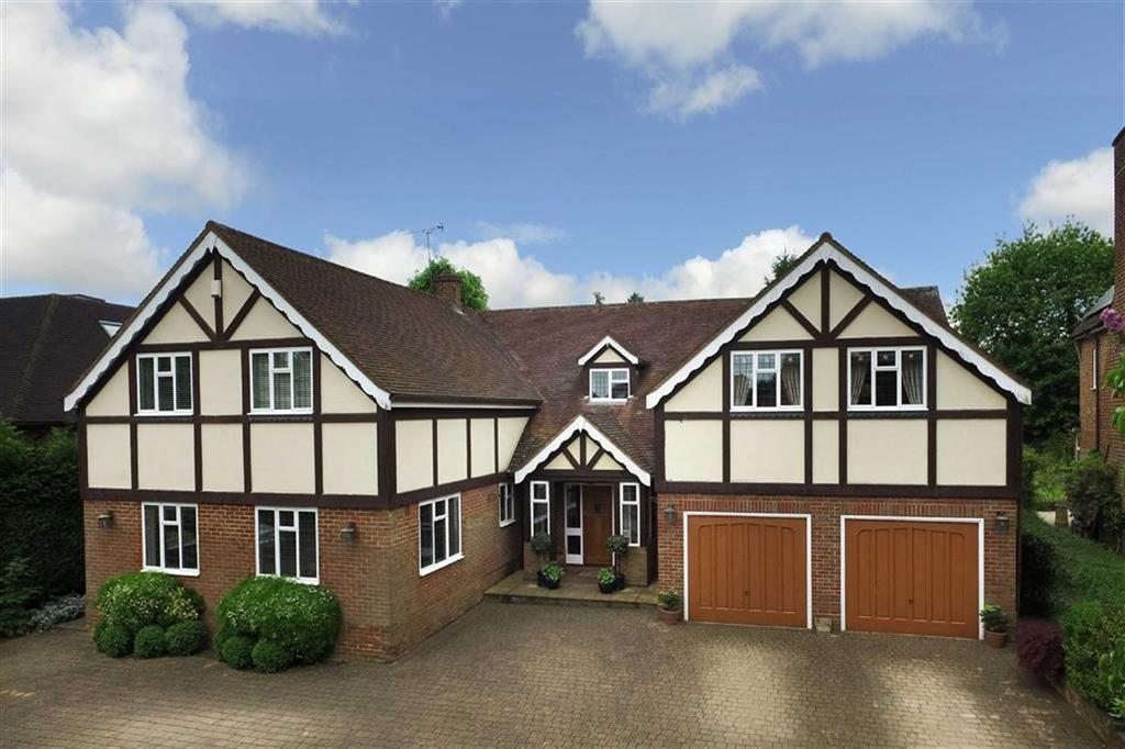 5 Bedrooms Detached House for sale in The Park, St Albans, Hertfordshire