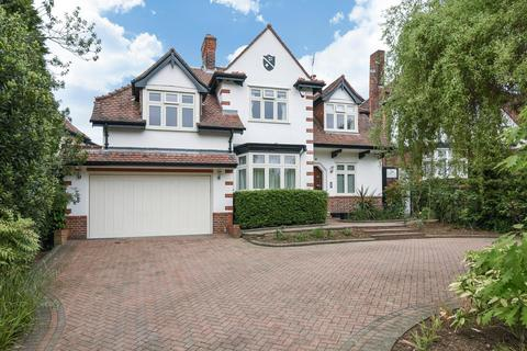 5 bedroom detached house for sale - Eversley Crescent, Winchmore Hill, N21