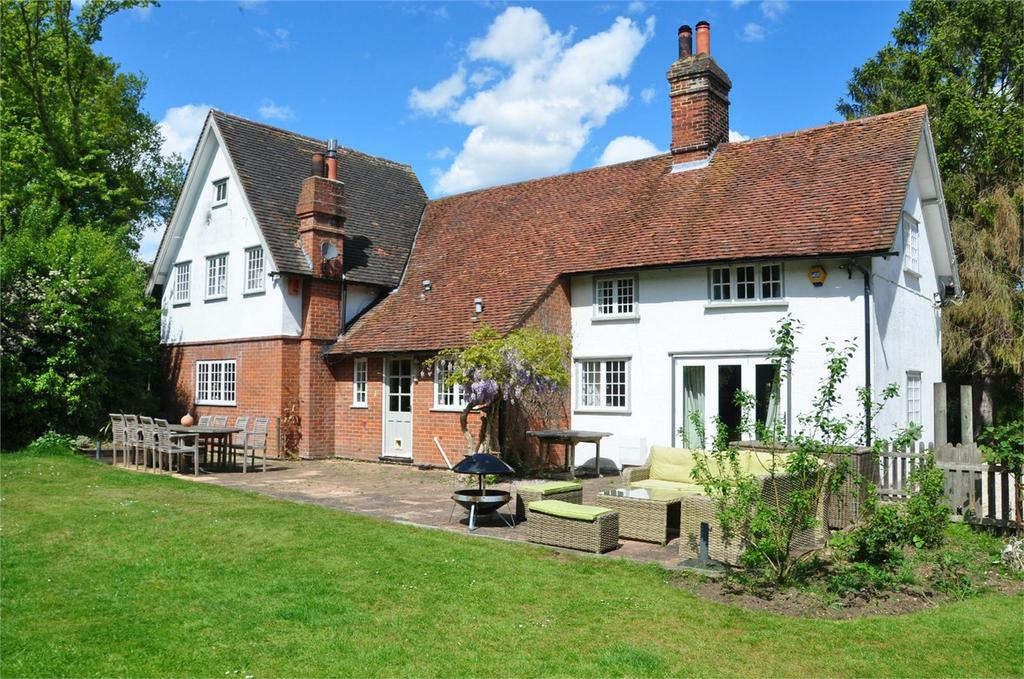 4 Bedrooms Detached House for sale in Wood End Green, Henham, Nr Bishops Stortford