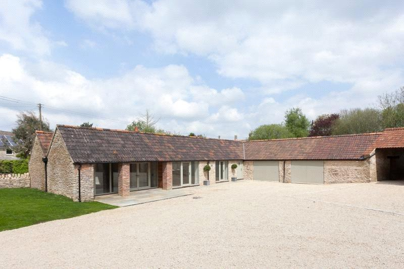 3 Bedrooms House for sale in The Old Dairy, Horton, Bristol, South Gloucestershire, BS37