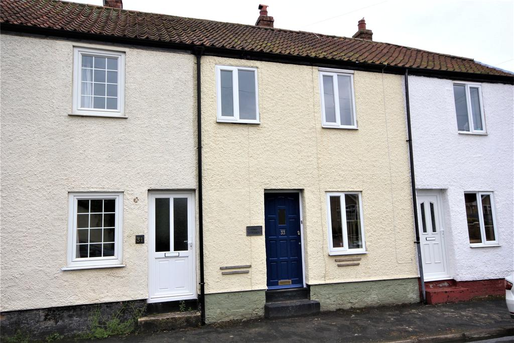 2 Bedrooms Terraced House for sale in Church Lane, Timberland, LN4