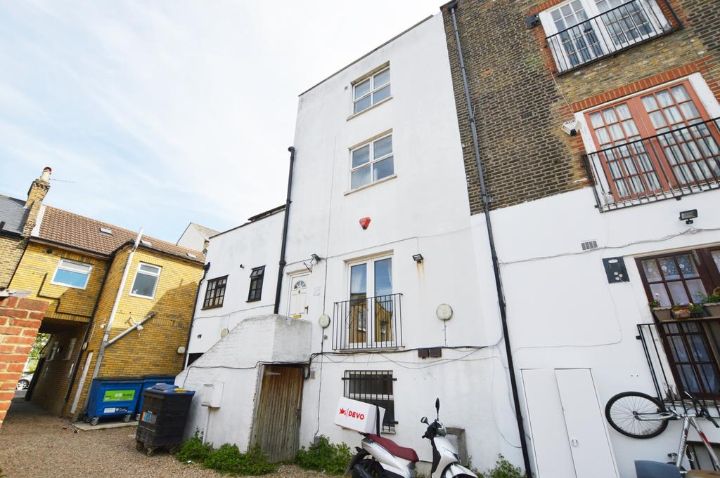 2 Bedrooms Terraced House for sale in Regal Row Astbury Road SE15