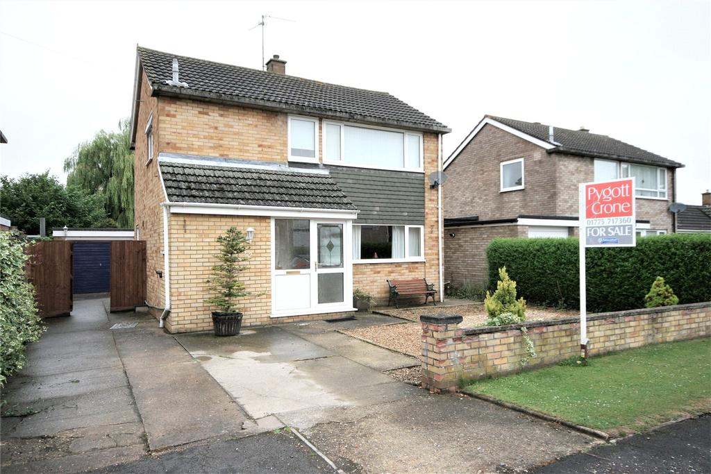3 Bedrooms Detached House for sale in Penway Drive, Pinchbeck, PE11