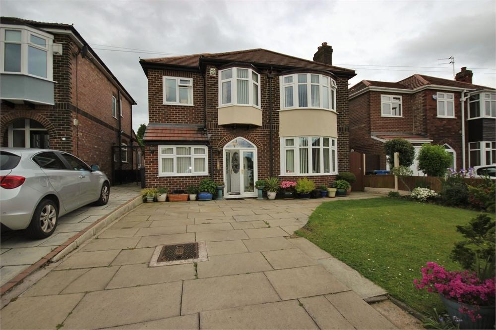 4 Bedrooms Detached House for sale in Beaconsfield Road, WIDNES, Cheshire