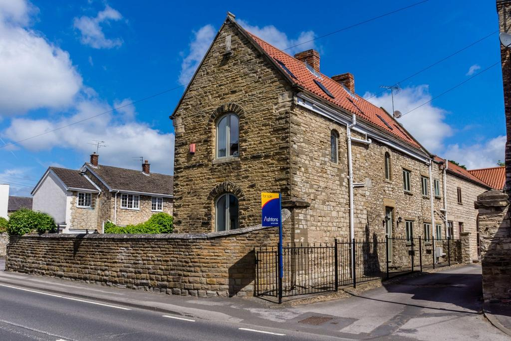 4 Bedrooms Detached House for sale in Main Street, Monk Fryston, Leeds, North Yorkshire