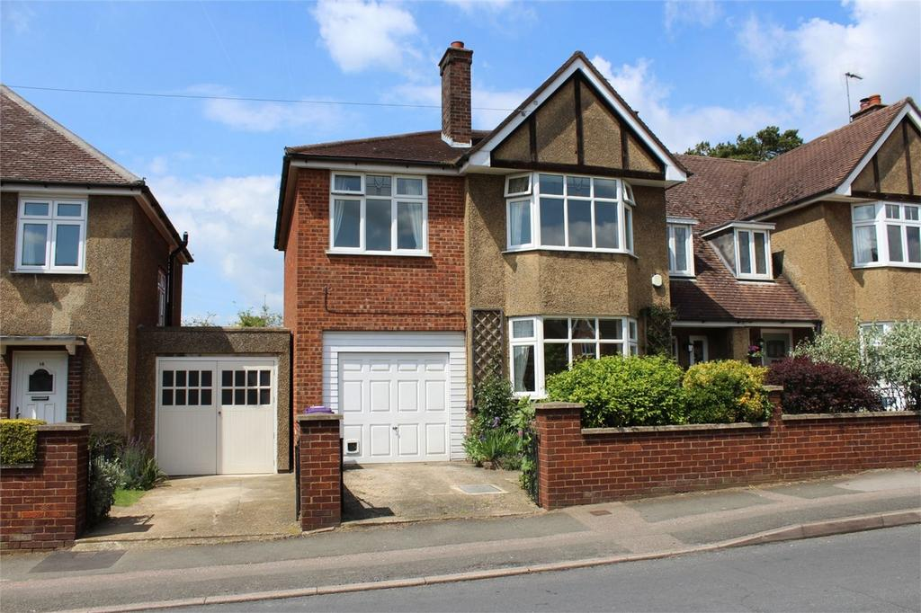 4 Bedrooms Semi Detached House for sale in St Johns Road, Hitchin, Hertfordshire