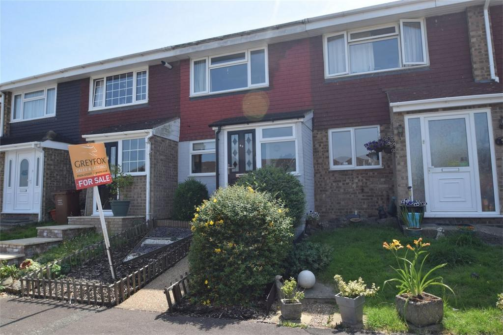 2 Bedrooms Terraced House for sale in Tatler Close, Lordswood, Kent