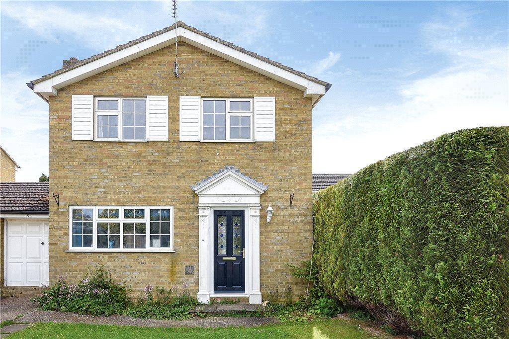 3 Bedrooms Link Detached House for sale in Hackett Place, North Crawley, Newport Pagnell, Buckinghamshire