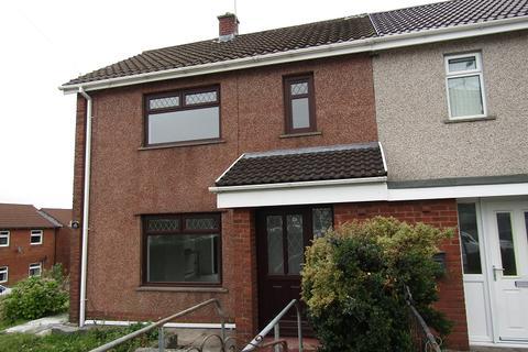 2 bedroom semi-detached house to rent - Longview Road, Clase, Swansea.