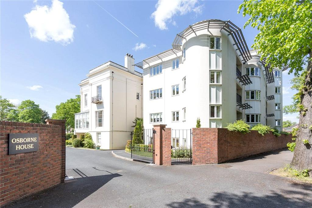 2 Bedrooms Flat for sale in Osborne House, Queens Road, Cheltenham, Gloucestershire, GL50