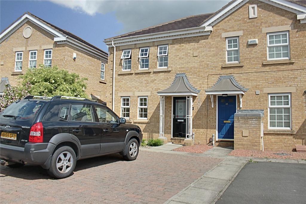 3 Bedrooms End Of Terrace House for sale in Trecastell, Ingleby Barwick