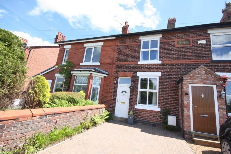 3 Bedrooms Terraced House for sale in Clumber Road, Poynton, SK12