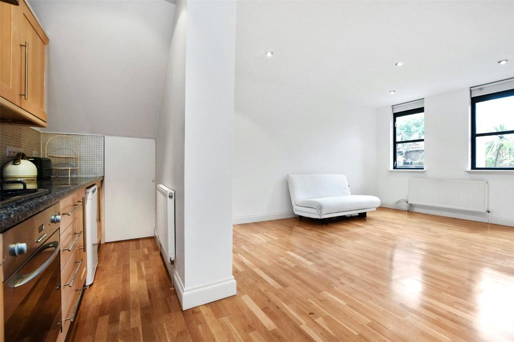 1 Bedroom Flat for sale in Bradstock Road, London, E9