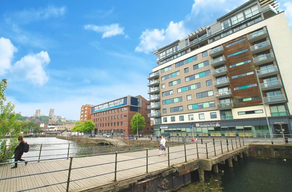 2 Bedrooms Flat for sale in Brayford Street, Lincoln