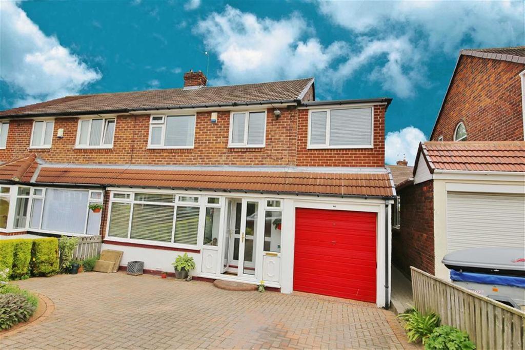4 Bedrooms Semi Detached House for sale in Greetlands Road, Tunstall, Sunderland, SR2