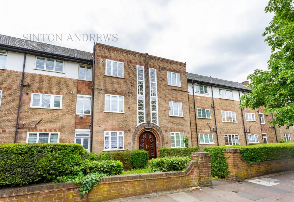 2 Bedrooms Flat for sale in Edmonscote, Argyle Road, Ealing, W13