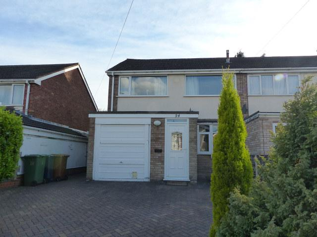 3 Bedrooms End Of Terrace House for sale in Alder Way,Streetly,Sutton Coldfield