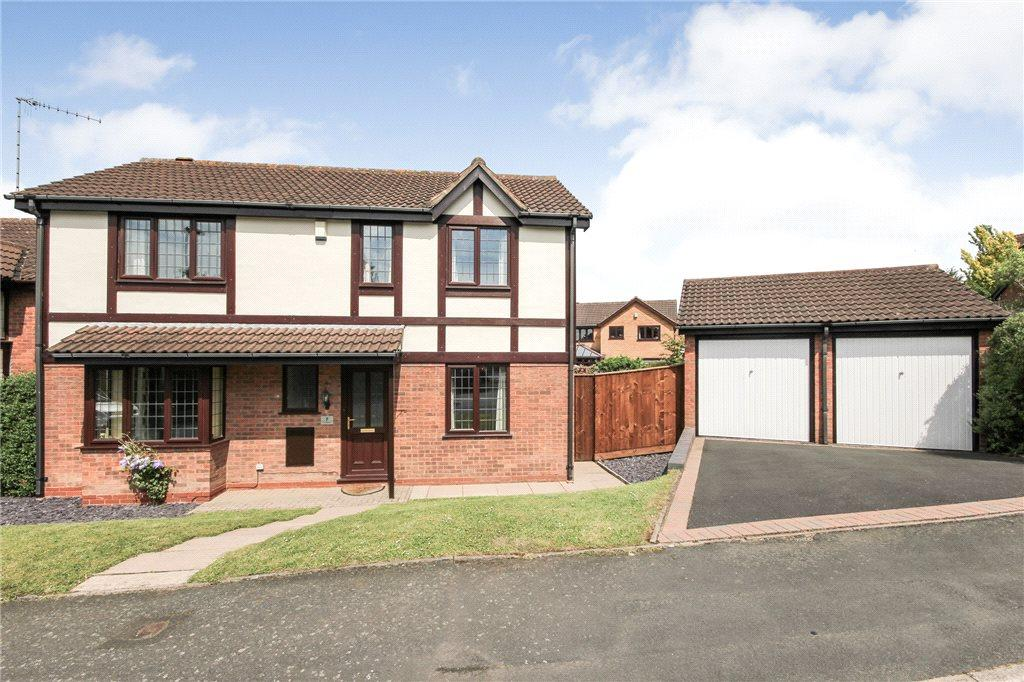 4 Bedrooms Detached House for sale in Lambourne Way, Lakeside, Brierley Hill, DY5