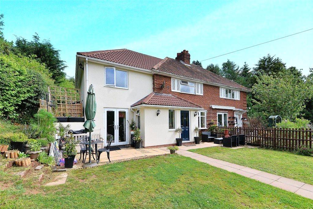 4 Bedrooms Semi Detached House for sale in Pound Meadow, Shrawley, Worcester, Worcestershire, WR6